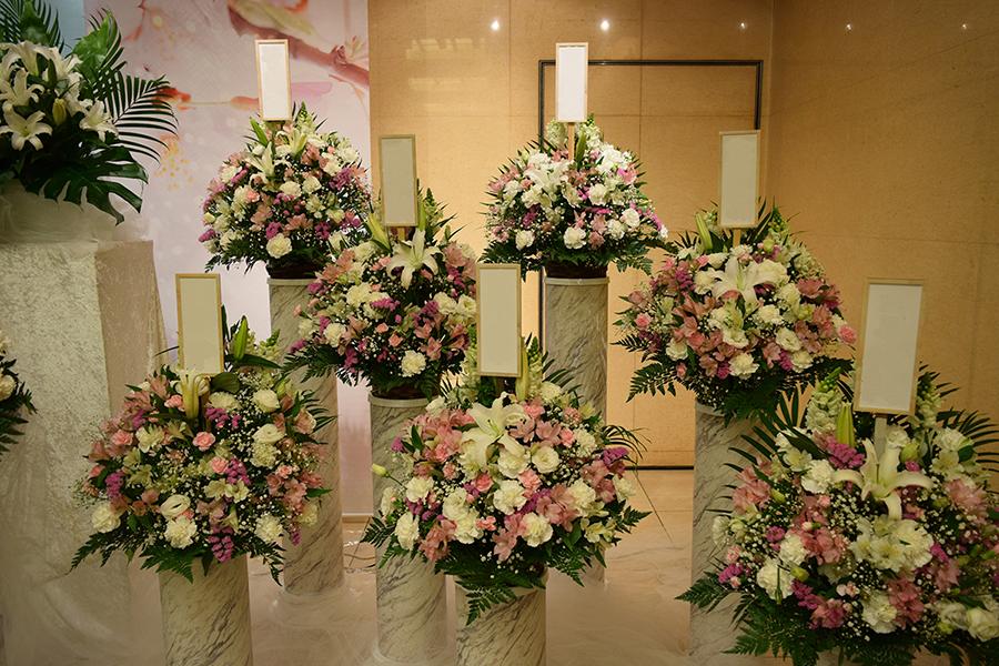 お葬式の打ち合わせ12 供花に関して