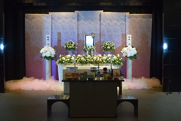 理想の家族葬
