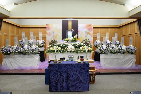大型家族葬~亡き祖母への誓い
