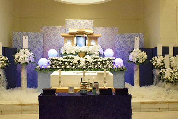 「伝統的」な仏式葬儀