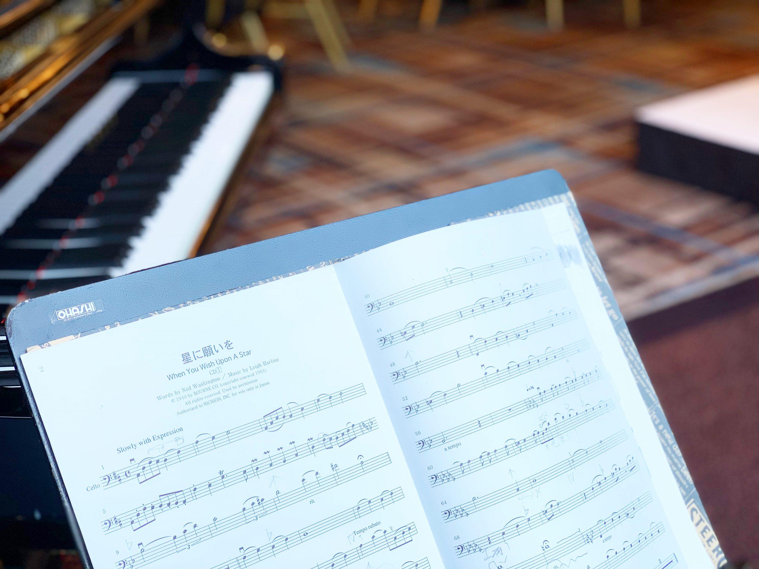 故人のお人柄を音楽で表現する音楽葬